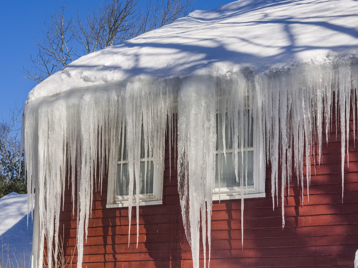 Surrey Roofers Share Awesome Tips on Snow Removal for Pitched Roofs